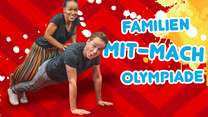 Familien Mit-Mach Olympiade