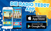 die Radio TEDDY App